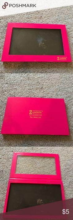 Z Palette, hot pink, size large Z Palette, hot pink, size large Z Palette Makeup Brushes & Tools