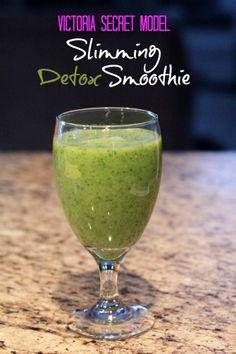 Slimming Detox Smoothie
