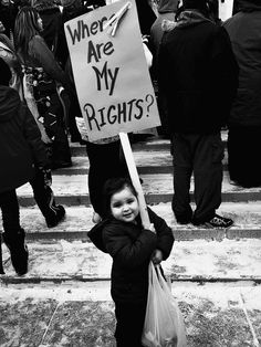 How will their parent feel about their child when one day they will stand up and ask where are my rights? every children have their own rights