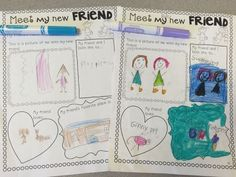 The Razzle Dazzle Classroom: The First Days of First Grade