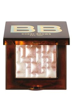 Bobbi Brown 'Scotch on the Rocks' Highlight Powder (Limited Edition) in Pink Glow