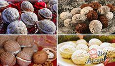 Sbírka 9 nejlepších receptů na vánoční oříšky pro Popelku