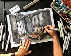 in Interior Designing <br> IIFD offers M. in Interior Designing. Join best Indian Institute of Fashion and Design for Interior Design courses. Interior Architecture Drawing, Interior Design Renderings, Interior Design Courses, Drawing Interior, Interior Rendering, Interior Sketch, Architecture Design, Architecture Portfolio, Draw Perspective