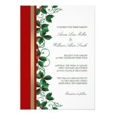 DealsWinter Wedding Invitations Holly and Berriesso please read the important details before your purchasing anyway here is the best buy