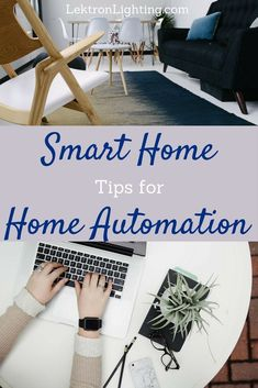 Home Automation Ideas And Tips #smarthomehub