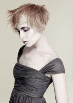 SASSOON ACADEMY | ELEGIAC | MID SEASON 2012 COLLECTION