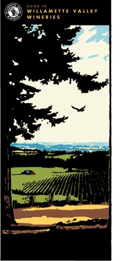 Willamette Valley Guide from Willamette Wineries Association is a great resource for area wineries.