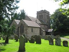 Eye - the Parish Church of SS. Peter & Paul Great Grand Aunt Jane Milbourne - Cornewall is buried here.