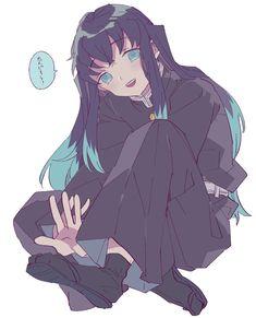 Chibi, Anime Demon, Slayer Anime, Kawaii, Cute Art, Demon, Anime Fan, Anime, Manga