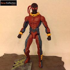 Sunspot (Marvel Legends) Custom Action Figure