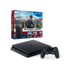 Buy Sony PlayStation 4 1TB Watch Dogs 2 Bundle Offer in Siliguri