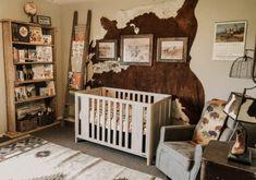 Vintage Cowboy Nursery, Cowgirl Nursery, Western Nursery, Western Bedroom Decor, Western Rooms, Pirate Nursery, Cowboy Bedroom, Baby Bedroom, Baby Boy Rooms