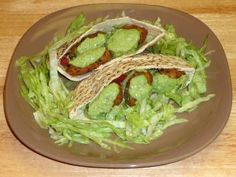 Falafel Sandwich | recipe from Manjula's Kitchen