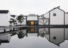 For China's 2006 Suzhou Museum, Pei found inspiration in local buildings. Photo: View Pictures/Getty Images   Here's Why I.M. Pei Is One of the World's Most Revered Architects Photos | Architectural Digest