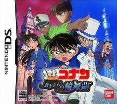 Detective Conan: The Blue Jewel's Rondo