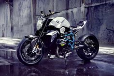BMW Concept Roadster #concept #motorcycle #bmw