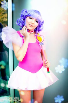 My creamy mami cosplay from Wondercon 2014!