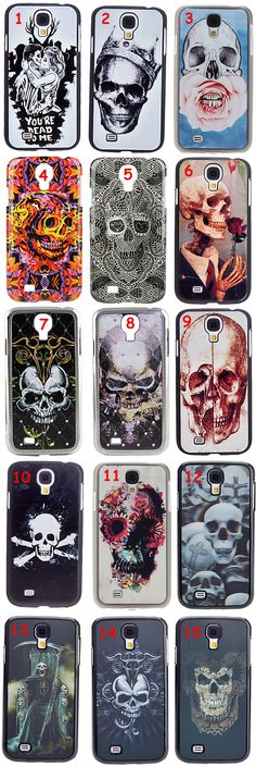 samsung galaxy skull cases 3 or 6 Galaxy Phone Cases, Samsung Galaxy S4, Cell Phone Cases, S4 Case, Are You The One, Just In Case, Spice, Blogging, Smartphone