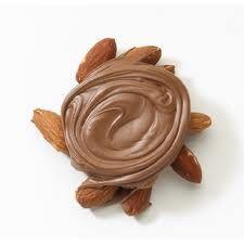 Milk Chocolate Almond Turtles 5LB Bulk