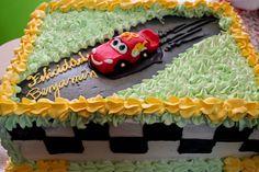 https://flic.kr/p/KDZwEG   Torta CARS   Pastelería Alemana Artesanal Omi…