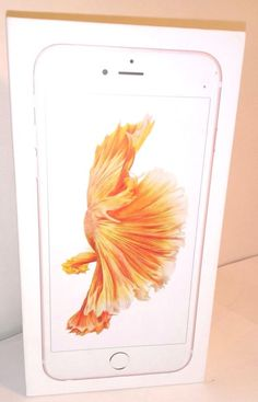 IPhone 6S Plus Rose Gold 16GB Box Only(MKVU2LL/A) NO PHONE OR MANUALS | Cell Phones & Accessories, Cell Phone Accessories, Manuals & Guides | eBay!