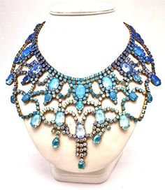 Deloris Petunia  best etsy finds  http://www.etsy.com/listing/90971756/one-of-a-kind-statement-necklace-venice?ref=af_you_favitem