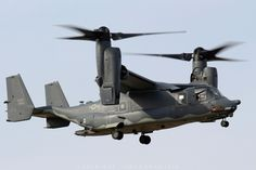 United States Air Force Bell-Boeing CV-22B Osprey 08-0050 (7th Special Operations Squadron-352nd Special Operations Wing) - RAF Mildenhall