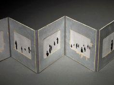 Tekla McInerney's Artist's Books - Tekla McInerney: