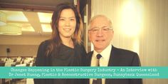 Dr Janet Huang is a Practitioner you can trust. We highly recommend her. https://www.plasticsurgeryhub.com.au/changes-happening-plastic-surgery-industry/ #plasticsurgeon #reconstructivesurgeon #practitioner #doctor #surgeon #ladysurgeon #plasticsurgery #pshub #plasticsurgeryhub  LIKE US ON FACEBOOK!