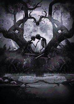 Love even in the darkest days