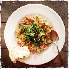 Ma cuisine à moi: salade d'aubergine