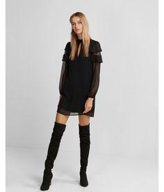($30) liked on Polyvore featuring skirts, mini skirts, <b>black</b>, <b>velvet high</b> ...