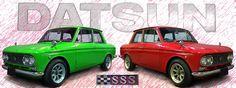 Datsun Bluebird SSS R411