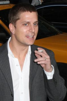 Rob Thomas...not sure what it is about him