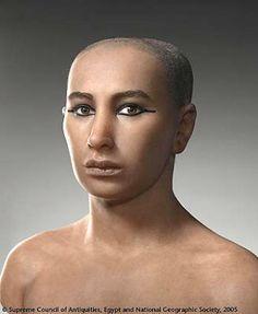 ツタンカーメン王のミイラ、11月ごろに初めての一般公開を予定 - GIGAZINE
