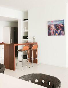 Diseño de Interiores & Arquitectura: Apartamentos Dúplex con Vista al Mesmérico