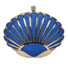Fawziya Mini Seashell Purses For Women Clutch Handbags For Girls *** Awesome product. Click the image