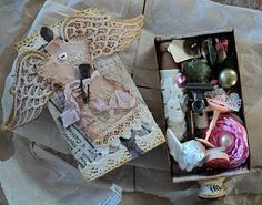 dressmaking   inside the box