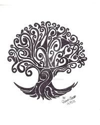 Image result for maori patterns tree