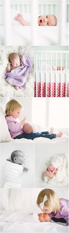 newborn and sibling photos | by zoe dennis