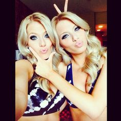 Gallery for The Bachelor 2016 twins Emily and Haley