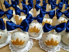 Prince Birthday Party, 1st Boy Birthday, 1st Birthday Parties, Birthday Party Decorations, Baby Shower Decorations For Boys, Boy Baby Shower Themes, Baby Shower Parties, Baby Boy Shower, Royalty Baby Shower