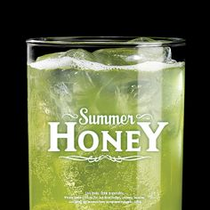 Summer Honey Nothing says summer like a cocktail bursting with fruit flavor. This easy recipe blends melon, pineapple and lemon-lime with one-of-a-kind Jack Honey. Liquor Drinks, Alcoholic Drinks, Beverages, Bourbon Cocktails, Cocktail Drinks, Refreshing Drinks, Summer Drinks, Jack Daniels Drinks, Alcohol Drink Recipes