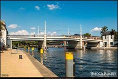 Brandenburg an der Havel (Aug 2014) - Blick zur Jahrausendbrücke #BrandenburganderHavel #Brandenburg #Deutschland #Germany #biancabuergerphotography #igersgermany #IG_Deutschland #ig_germany #shootcamp #shootcamp_ig #pickmotion #diewocheaufinstagram #visitbrandenburg #visit_brandenburg #canon #canondeutschland #EOS70D #Reise #travel #Brücke #bridge