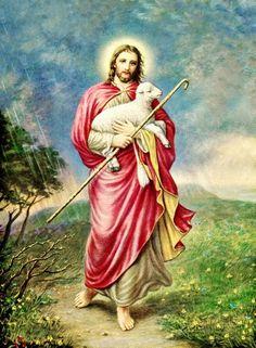 Jesus Christ, Lamb of God