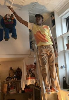 Tyler The Creator Fashion, Tyler The Creator Outfits, Tyler The Creator House, Tyler The Creator Wallpaper, Flower Boys, Wall Collage, Picture Wall, Aesthetic Wallpapers, Streetwear Fashion