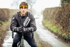 Find out what it takes to become a world class downhill mountain biker. Motorcycle Jacket, Biker, Bomber Jacket, Road Cycling, Mtb, Mountain Biking, Health, Salud, Health Care