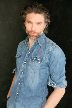 Anson Mount... of Hell on Wheels...love me a cowboy...Giddy up!