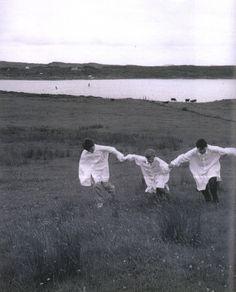 platonicblog:Yohji Yamamoto's Catalogue, A/W 1993.