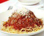 Sauce Spaghetti authentique Da Giovanni sers pour la recette de Lasagne précédente Giorgio